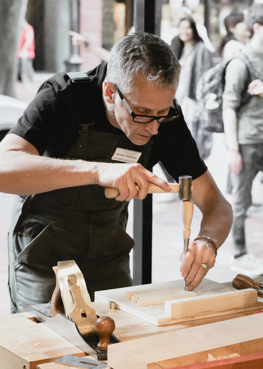 About Us The Urban Woodworker